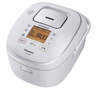 Panasonic - パナソニック 炊飯器 5.5合 IH式 大火力おどり炊き  SR-