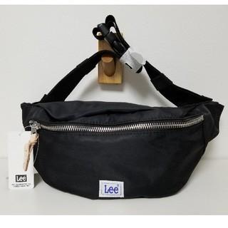 Lee - Lee WAIST BAG(Black)