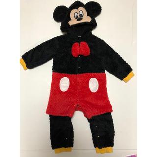 Disney - ディズニー ミッキーボアフリース着ぐるみ