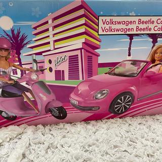 Barbie - バービー フォルクスワーゲンオープンカー スクーター