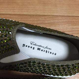 LOVELESS(ラブレス)のLOVELESS スワロ スニーカー レディースの靴/シューズ(スリッポン/