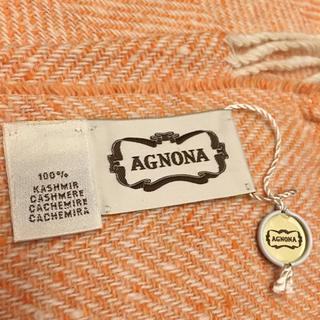 アニオナ(Agnona)の期間限定 お値下げ!カシミア100%AGNONAブランケット(ストール)