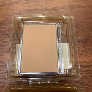 クリスチャンディオール(Christian Dior)のクリスチャンディオールのファンデーション テスター(ファンデーション)