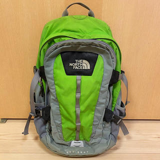 THE NORTH FACE - THE NORTH FACE ザ ノースフェイス HOT SHOT バックパック