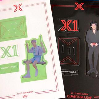 X1 スタンド ドヒョン スンウ(K-POP/アジア)