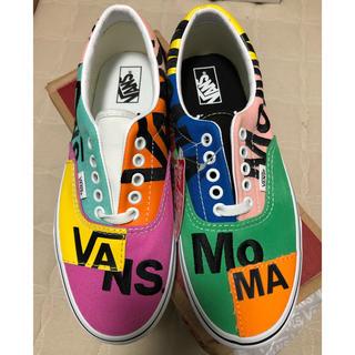 VANS - vans ヴァンズ moma design store モマ 25