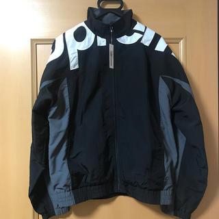 Supreme - SUPREME shoulder logo track jacket  M