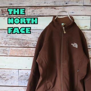 ザノースフェイス(THE NORTH FACE)のノースフェイス ジャケット ブラウン 裏フリース XS(その他)
