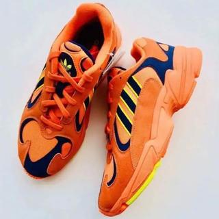 アディダス(adidas)のadidas アディダス 26cm Yung1 ヤング オレンジ 新品(スニーカー)