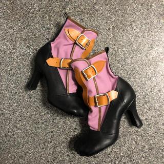 ヴィヴィアンウエストウッド(Vivienne Westwood)のアニマルトゥ ボンテージブーツ(ブーツ)