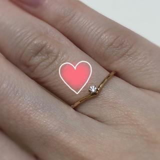 スタージュエリー(STAR JEWELRY)のダイヤモンドリング 7号(リング(指輪))