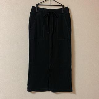 GU - ワッフル タイトスカート
