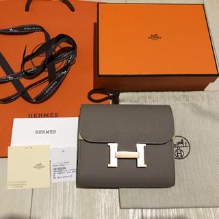 Hermes - HERMÈS エルメス コンスタンス ミニ ウォレット コンパクト 財布