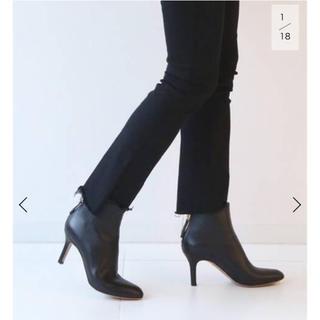 ペリーコ(PELLICO)のドゥーズィエムクラス PELLICO BACK ZIP ショートブーツ(ブーツ)