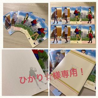 ニッシンショクヒン(日清食品)のひかり☆様専用! 文豪ストレイドッグス ノート 13冊セット カップヌードル(その他)