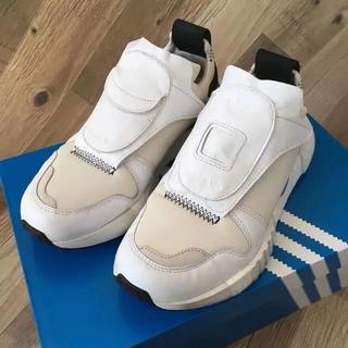 adidas - adidas アディダス 26cm フューチャーペーサー ホワイト 中古 美品