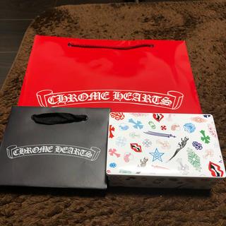 Chrome Hearts - クロムハーツ限定非売品クッキー缶CHROME HEARTSレア品