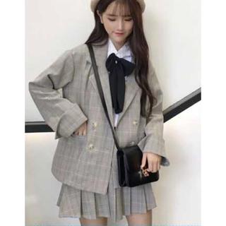 韓国 セットアップ スカート