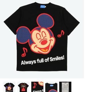 ミッキーマウス(ミッキーマウス)のミッキー Tシャツ キッズ130サイズ ディズニーリゾート(Tシャツ/カットソー)
