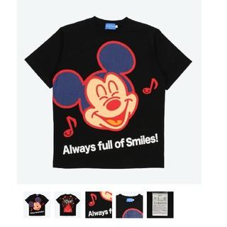 ミッキーマウス(ミッキーマウス)のミッキー Tシャツ キッズ140サイズ ディズニーリゾート(Tシャツ/カットソー)
