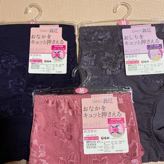 fukuske - 福助 ショーツMサイズ3枚セット