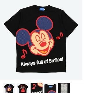 ミッキーマウス(ミッキーマウス)のミッキー Tシャツ キッズ150サイズ ディズニーランド(Tシャツ/カットソー)
