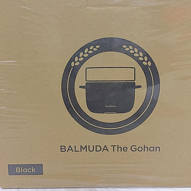 BALMUDA(バルミューダ)のBALUMUDA The Gohan スマホ/家電/カメラの調理家電(炊飯器)の商品写真