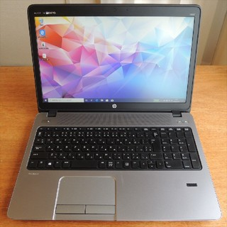 HP - Windows10/i5/8G/SSD HP 450 G1