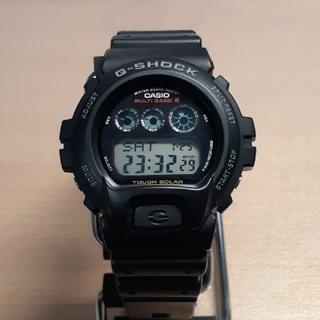 CASIO - G-SHOCK/GW-6900-1JF 電波ソーラー
