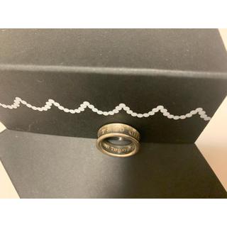 ティファニー(Tiffany & Co.)のTiffany &co. 925 指輪(リング(指輪))