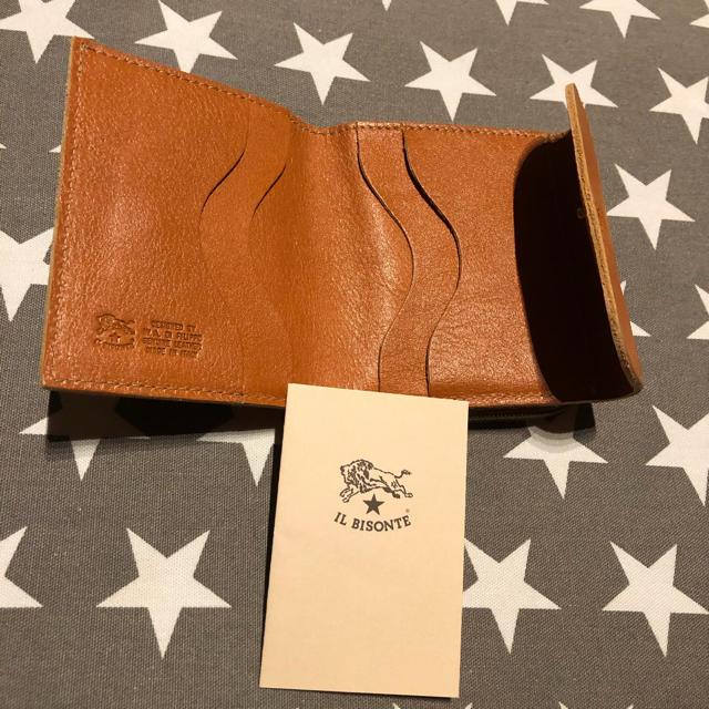 IL BISONTE(イルビゾンテ)のイルビゾンテ財布☆気まぐれ値下げ☆ メンズのファッション小物(折り財布)の商品写真