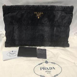 PRADA - プラダ PRADA クラッチバッグ