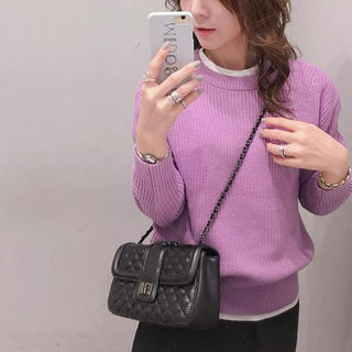GU - GU アゼクルーネックセーター