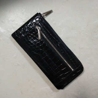 ハマノヒカクコウゲイ(濱野皮革工藝/HAMANO)の値下げしました。濱野 L字ファスナー財布(財布)