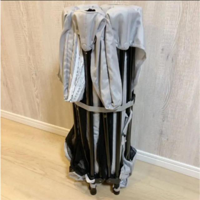 日本育児(ニホンイクジ)の洗えてたためる ベビーサークル 雲 クラウド 日本育児 キッズ/ベビー/マタニティの寝具/家具(ベビーサークル)の商品写真