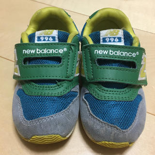 New Balance - ニューバランス  スニーカー   14.5cm