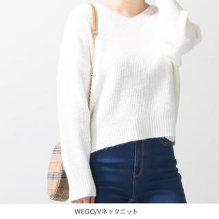 WEGO - 【新品未使用】WEGO ニット