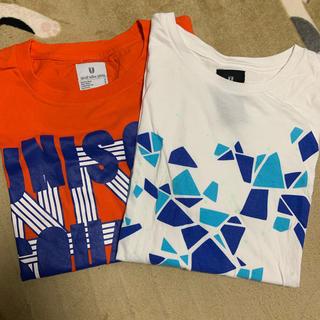 ユニゾンスクエアガーデン(UNISON SQUARE GARDEN)のユニゾンスクエアガーデン Tシャツ セット(ミュージシャン)