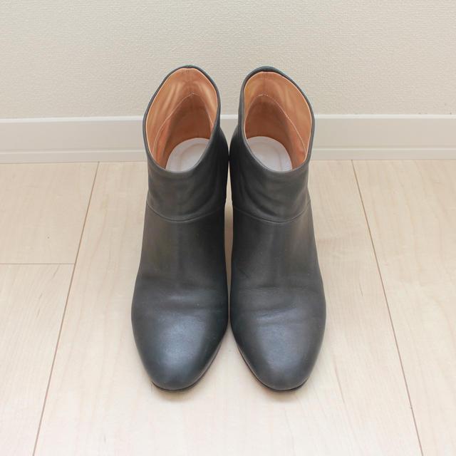 Maison Martin Margiela(マルタンマルジェラ)のMaison Martin Margiela/マルジェラ/レザーブーティ レディースの靴/シューズ(ブーツ)の商品写真
