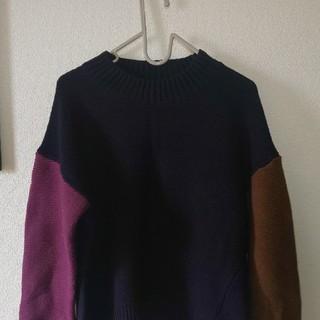 レプシィム(LEPSIM)のLEPSIMのニットセーター(ニット/セーター)