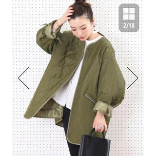 FREAK'S STORE - 【新品試着のみ】キルティングジャケット