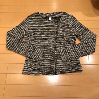 H&M - レディース【H&M】ツイード風トップス