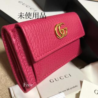 Gucci - グッチ財布、グッチ折財布、グッチ三つ折り、マーモント、GG、ミニウォレット