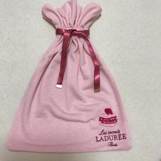 ラデュレ(LADUREE)の新品・未使用/ LADUREE ・巾着袋(その他)