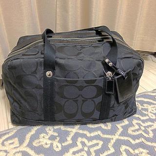 COACH - COACH⭐︎旅行用ボストンバッグ