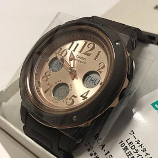 カシオ(CASIO)のCASIO カシオ BABY-G BGA-150PG-5B1JF 新品・未使用(腕時計)