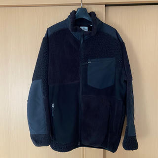 Engineered Garments - ユニクロ×エンジニアードガーメンツ フリース ジャケットブラック/Lサイズ