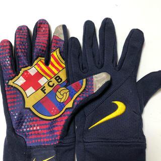 ナイキ(NIKE)のインテル様専用‼️ バルセロナ手袋(手袋)