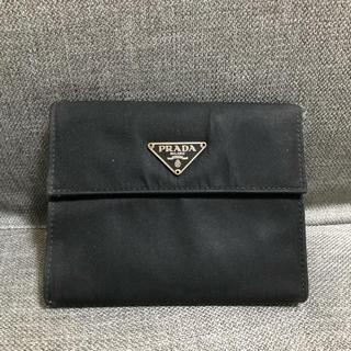 プラダ(PRADA)のPRADA プラダ 折財布(折り財布)