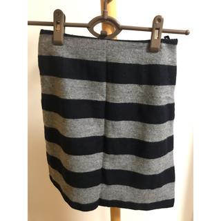 ナチュラルビューティーベーシック(NATURAL BEAUTY BASIC)のタイトスカート(ミニスカート)